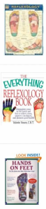 Books on Reflexology